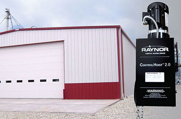 Raynor ControlHoist™ 2.0 Optima Commercial Operator