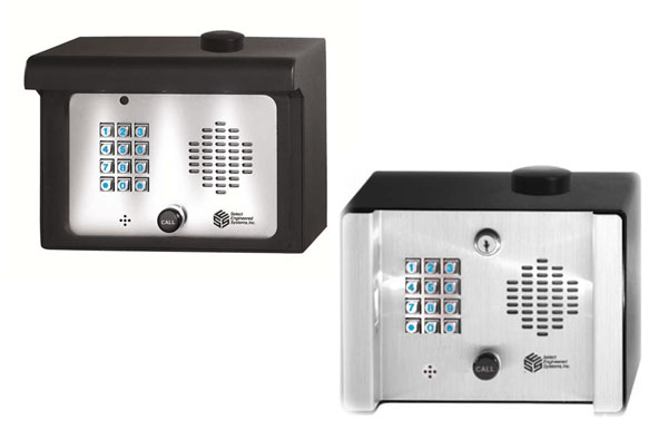 Select Engineered Systems SG3DMCL & SG2CL Cellular Residential and Commercial Entry Controls