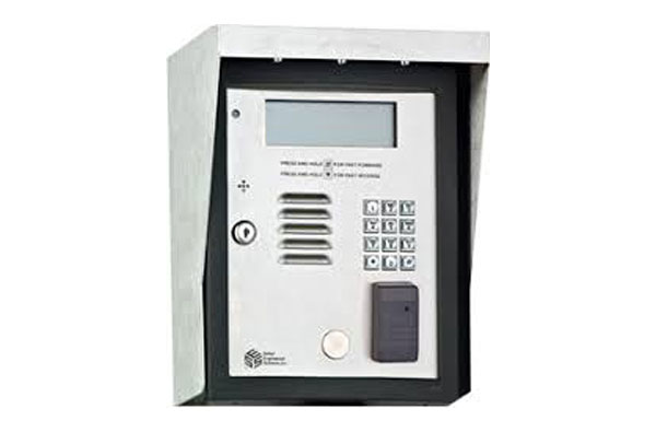 "Select Entry Systems ""Telephone Entry Control"" Tec1 Telephone Entry"